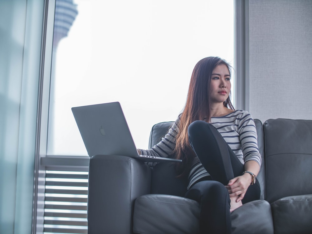 Is Working From Home Causing Back Pain? Here's How to Prevent It